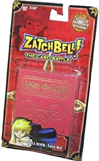 Zatch Bell The Card Battle The Gathering Storm Zatch's Red Spell Book Set [Red Card] (Bandai)