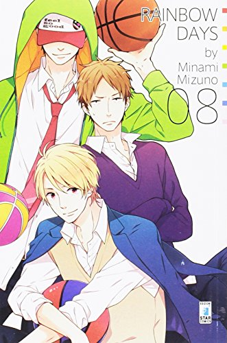 Rainbow days (Vol. 8)