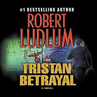 The Tristan Betrayal cover art