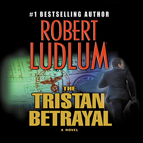 The Tristan Betrayal audiobook cover art