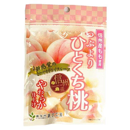 つぶよりひとくち桃 (24g)×6袋