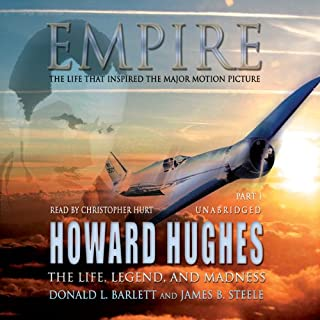 Empire audiobook cover art