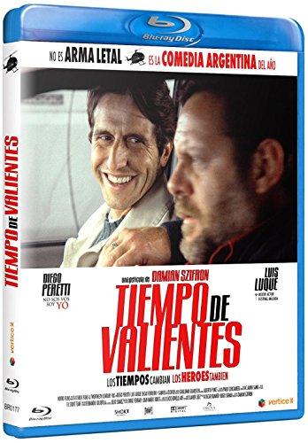 Tiempo De Valientes (Blu-Ray) (Import) (2014) Diego Peretti; Luis Luque; Osc