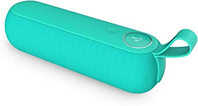 Libratone Too 30W Portable Bluetooth Speaker, 360°Sound, Simple Touch Control, Streaming Online, Preset 5 Favorites, 12-Hour Playtime, Built-in Mic, IPX4 Perfect for Outdoor-Green