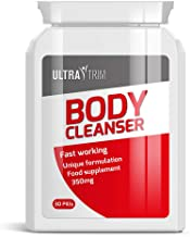 ULTRA TRIM BODY CLEANSER PILLS aE DEEPLY CLEANSE BODY GET RID OF HARMFUL TOXINS Estimated Price : £ 23,99