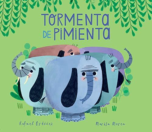 Tormenta de pimienta (Español Somos8)