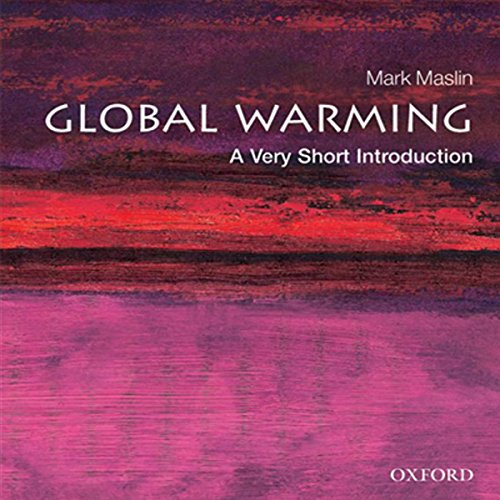 Global Warming audiobook cover art