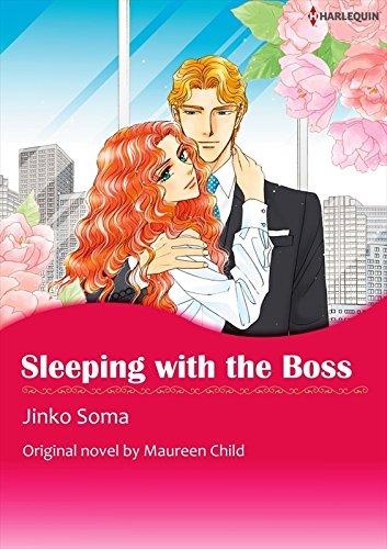 Sleeping With The Boss: Harlequin comics (English Edition)