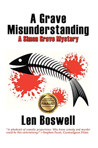 A Grave Misunderstanding by Len Boswell ebook deal