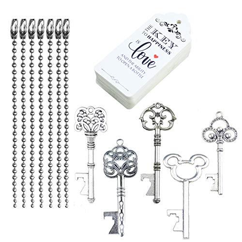 key bottle openers keychains - 8