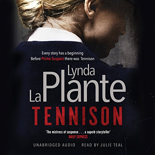 Tennison audiobook cover art