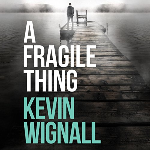 A Fragile Thing audiobook cover art