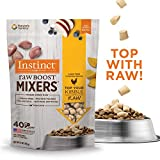 Instinct Freeze Dried Raw Boost Mixers Grain Free Cage Free Chicken Recipe All Natural Cat Food...