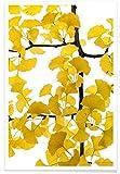 Juniqe® Blätter & Pflanzen Poster 60x90cm - Design