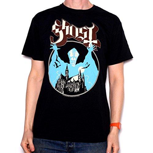 Camiseta Ghost – Opus Eponymous 100% Oficial