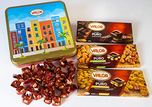 Lote Chocolate Puro Chocolates Valor