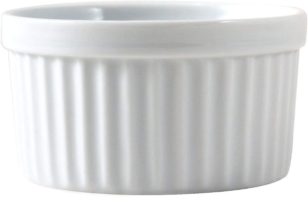 Culinary Ramekin 12 Oz Bowl Set Of 4