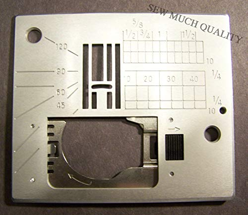 Buy Bargain Replacement Needle Throat Plate # 846676009 for Janome NewHome MC6500P MC6600P