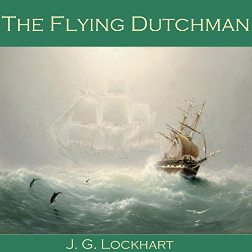 The Flying Dutchman audiobook cover art