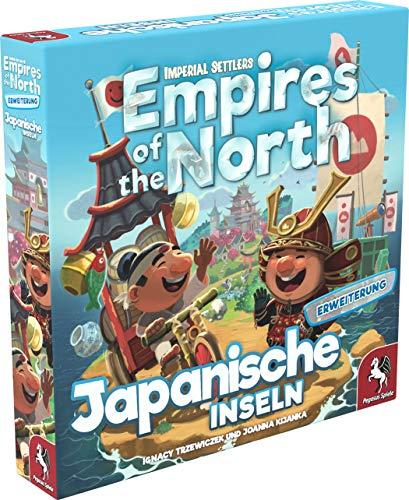 Pegasus Spiele 51972G - Empires of the North: Japanische Inseln [Erweiterung]