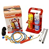 CANNELLO Kit Soldering Turbo Set 90 Oxygen/Maxy Gas Excellent Guaranteed