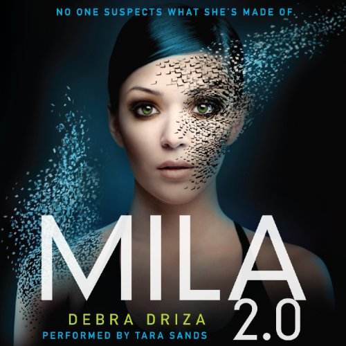 MILA 2.0 audiobook cover art