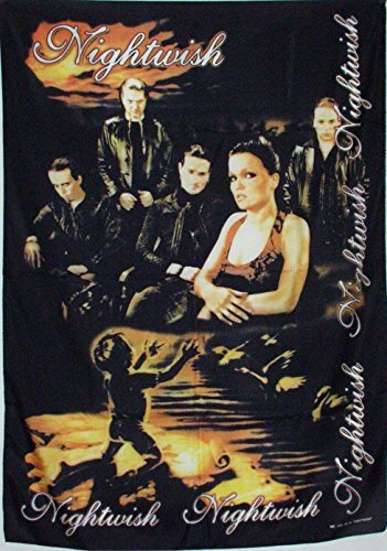 Nightwish Poster-Fahne Poster Flag No. 122 Format 94 x 138 cm Polyester