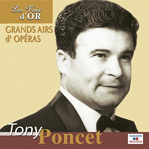 Tony Poncet