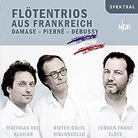 Damase/Pierne/Debussy: Flute T