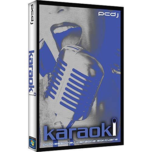 PCDJ KARAOKI Software (Renewed)
