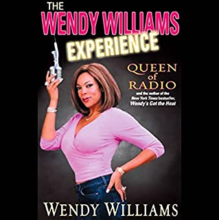 The Wendy Williams Experience audiobook cover art
