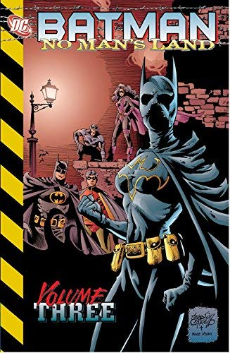 [(Batman No Man's Land: Vol 03)] [ By (author) Ian Edginton, By (author) Janet Harvey, By (author) Larry Hama ] [August, 2012]