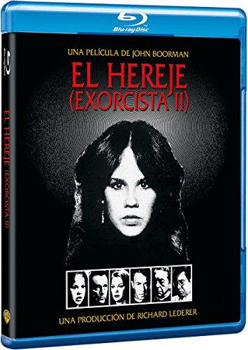 El Exorcista 2: El Hereje Blu-Ray [Blu-r...
