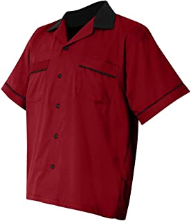 Hilton HP2244 - GM Legend Bowling Shirt