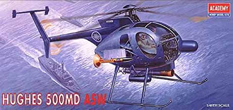 [12251] 1/48 Hughes 500md Asw Helicopter