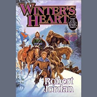 Winter's Heart     Book Nine of The Wheel of Time              By:                                                                                                                                 Robert Jordan                               Narrated by:                                                                                                                                 Michael Kramer,                                                                                        Kate Reading                      Length: 23 hrs and 30 mins     2,595 ratings     Overall 4.6