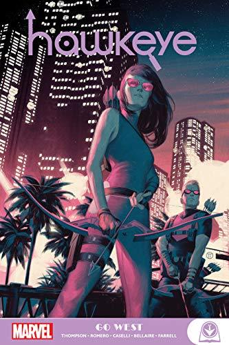 Hawkeye: Go West (English Edition)