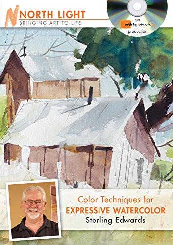 Color Techniques for Expressive Watercolor