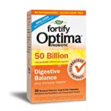 Nature's Way Primadophilus Optima 50 Billion Active HDS Probiotics, 30 Capsules