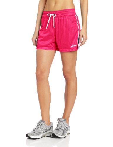 ASICS Damen Team Mesh Short, Damen, Rhapsody, XX-Large