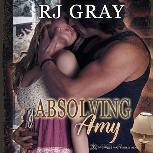Absolving Amy audiobook cover art