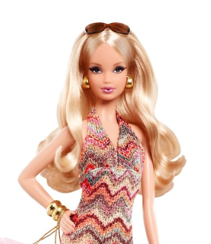 City Shopper Doll Mattel Barbie Collector The Barbie Look Collection