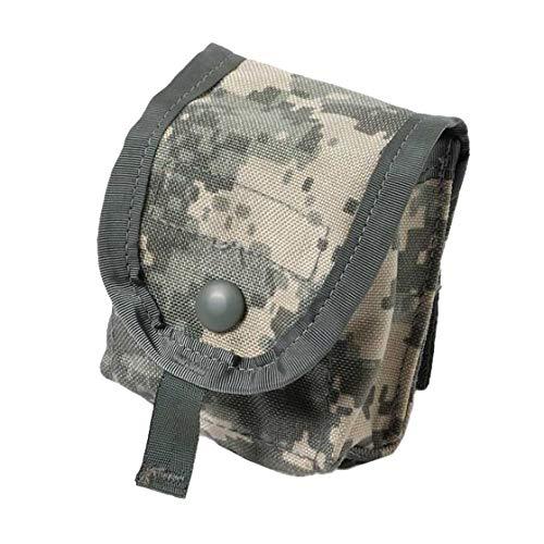 US.ACU.グレネードパウチ(MG55ANSスナップ)階級章ワッペン付
