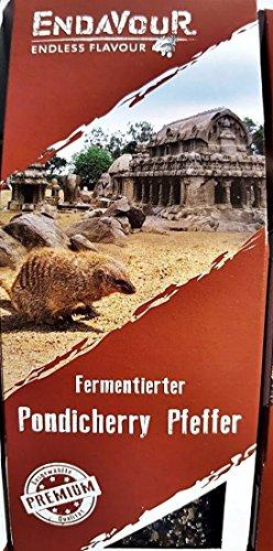 Fermentierter Pondicherry Pfeffer 85g ENDAVOUR