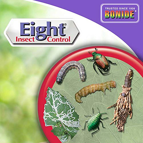 Bonide (BND442) – Eight Insect Control for Vegetable, Fruit, and Flower, Insecticide/Pesticide Concentrate (16 oz.)