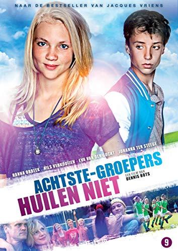 DVD Achtste Groepers Huilen NIet