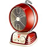 Unold 86203 Heizlüfter Classic red, 2000 W, Rot