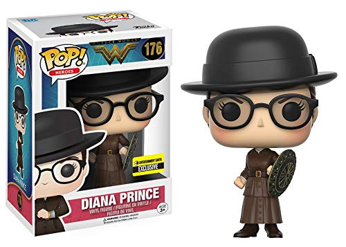 Pop! Film: Wonder Woman - Diana Prince mit Shield Figur