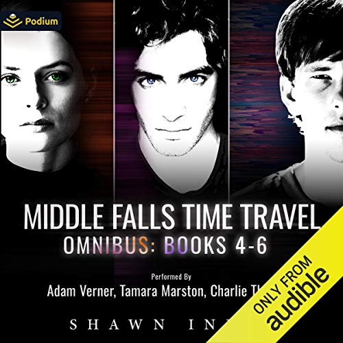 Middle Falls Time Travel Omnibus 2 cover art