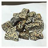 Piedra de piel natural con forma de cubo de grava, piedras naturales y minerales, decoraciones de piedra de pez feliz (color: 100 g, tamaño: 2 3 mm)